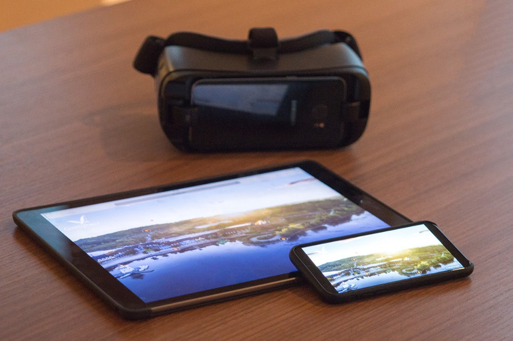 Virtual Tour Devices