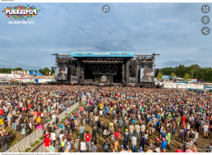 pukkelpop main stage google premium 360 virtual tour poppr