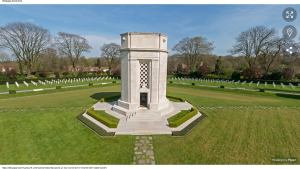 Flanders Field American Cemetery - Virtual Tour
