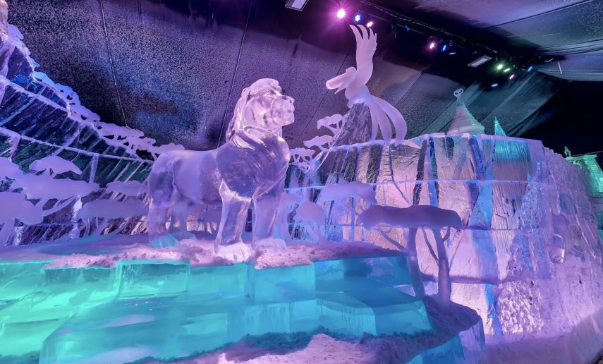Disneyland Paris Ice Dreams Antwerpen