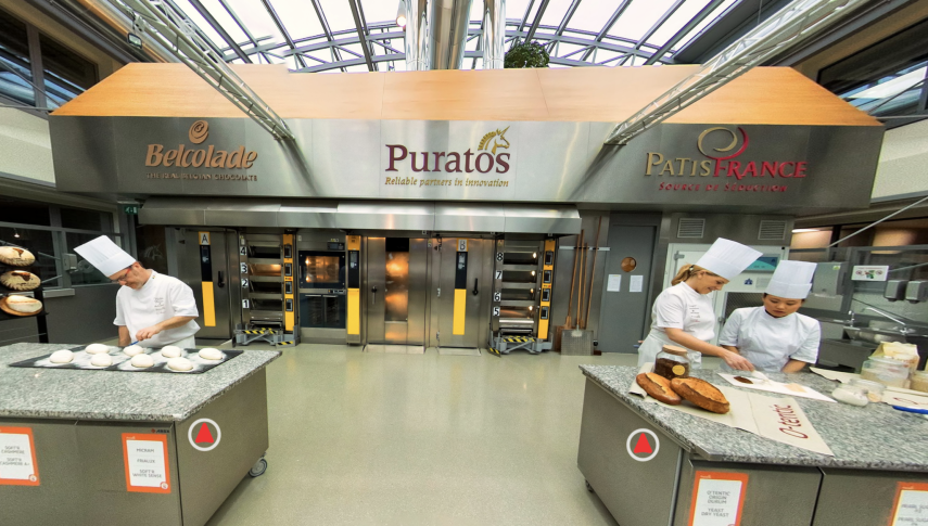 Puratos Innovation Center