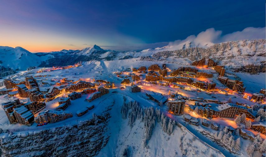 Avoriaz Virtual Tour