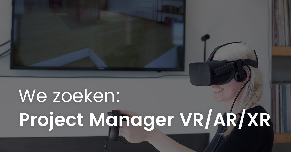 Project Manager VR/AR/XR