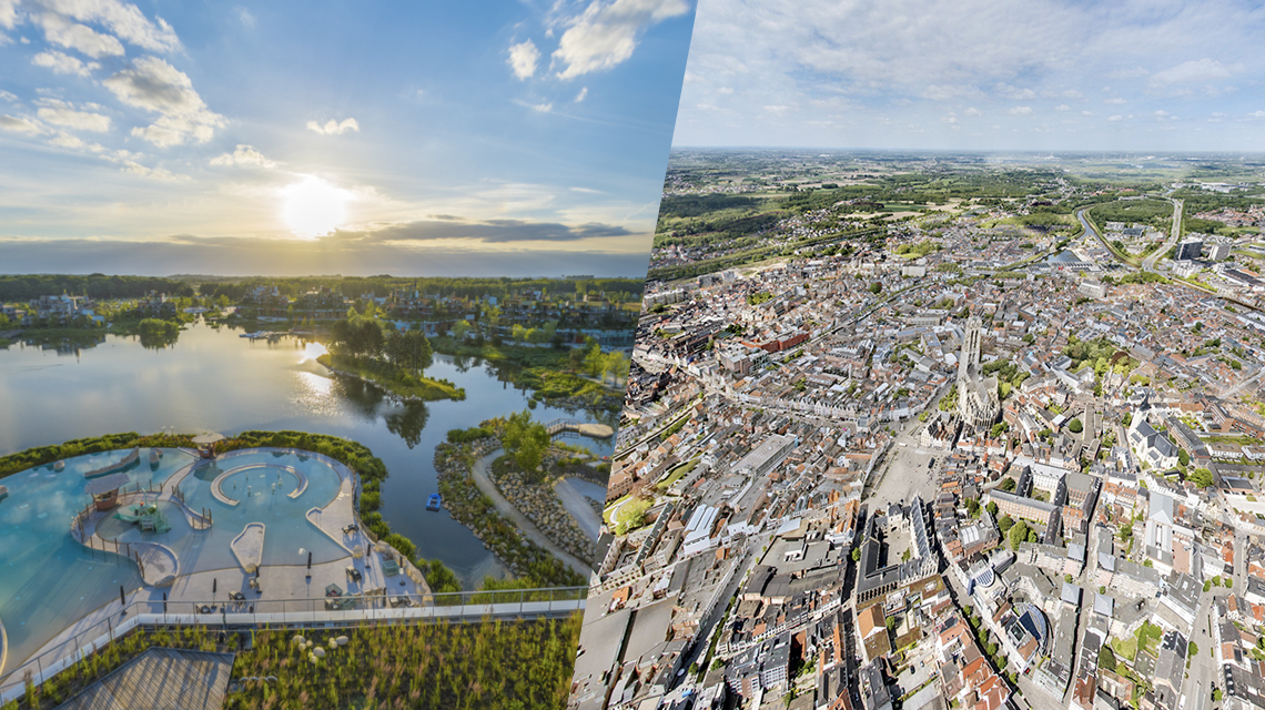 Aerial 360 photography