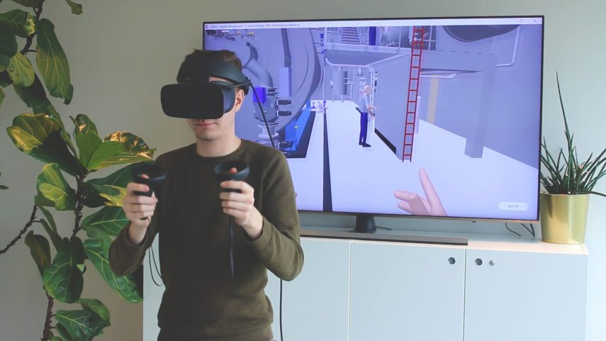 CAD to VR