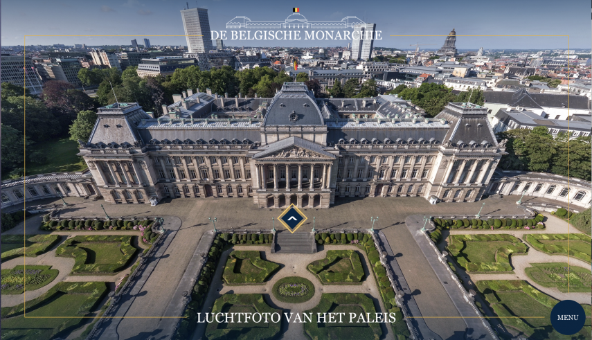 Royal Palace of Brussels - Virtual Tour